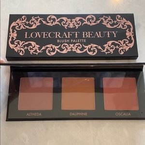 NIB Lovecraft Blush Pallette